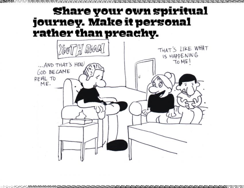 Youth Sabbath School Ideas : July 27